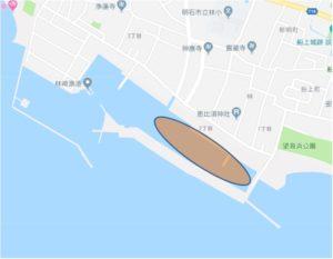 画像に alt 属性が指定されていません。ファイル名: 林崎漁港-300x233.jpg